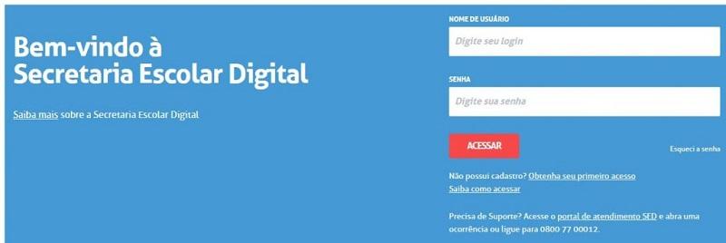 Histórico Escolar Online