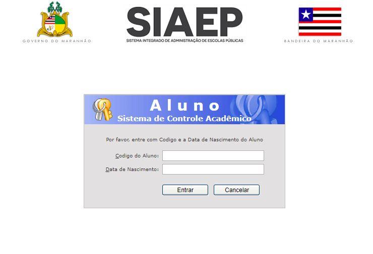 Como Acessar o SIAEP 2022
