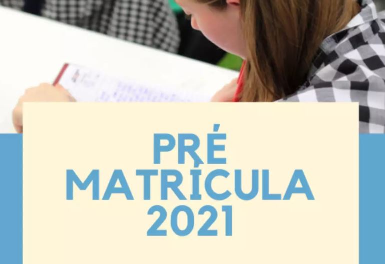 Pré-Matrícula 2022