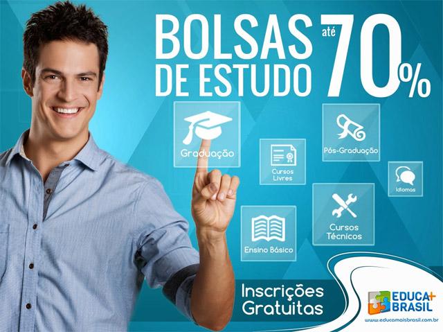 Bolsas Educa Mais Brasil 2021