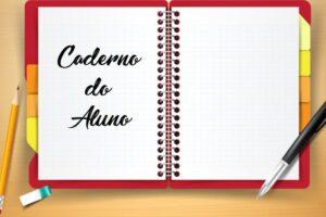 Caderno do Aluno 2022